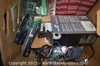 Computer Hard Drives and Parts