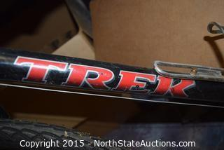 Trek 800 Sport Bicycle and Ping Golf Clubs