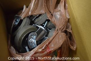 Lot of Casters