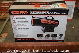 Dyna-Glo PRO Portable Forced Air Heater