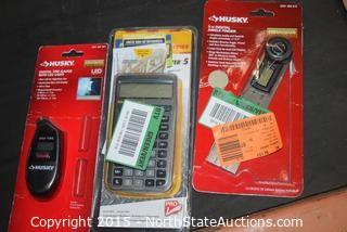 Lot of Misc Electronic Hand Tools
