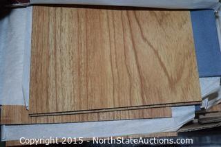 Traffic Master Resilient Plank Flooring