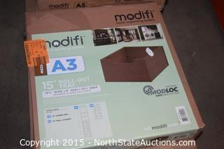 Modifi Home Organizing System
