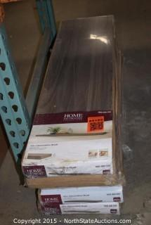 Lot of Home Decorators Collection Shelves