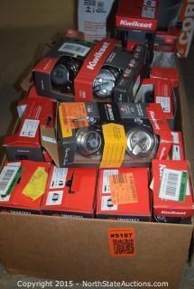 Lot of Misc Kwikset Door Handles and Hardware
