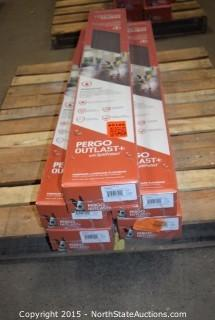 Lot of Pergo Premium Laminate Flooring