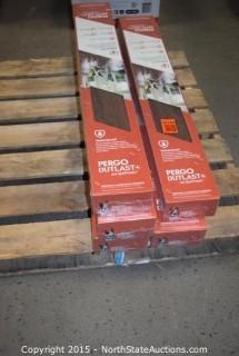 Lot of Pergo Premium Laminate Flooring