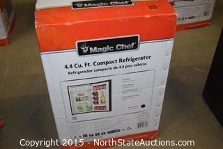 Magic Chef Compact Refrigerator