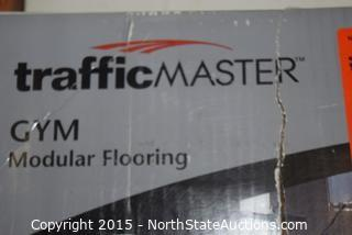 Traffic Master Gym Modular Flooring