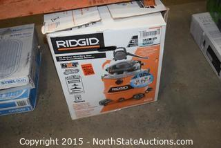 RIDGID 16-Gallon Wet and Dry Vac