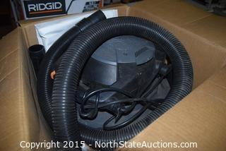 RIDGID 16-Gallon Wet and Dry Vac with Detachable Blower