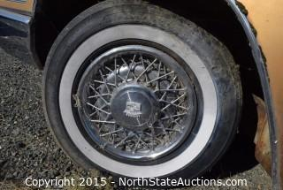 """1967 Cadillac Coupe DeVille Brougham """"Betsy"""""""