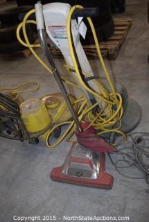 Lot of Floor Buffers