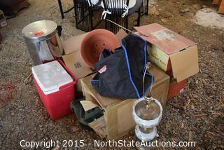 Lot of Misc Household Goods