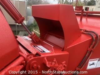 Morbark Wood Chipper 2012-D Storm, Perkins Diesel Powered  30167