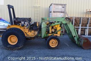 John Deere Tractor 175