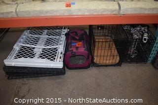 Lot of Animal/Pet Supplies