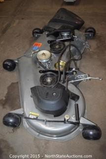 Craftsman Riding Lawnmower attachment
