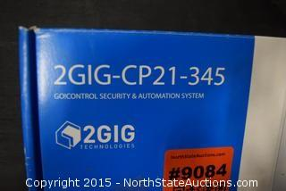 2GIG Technologies Go!Control Security & Automation System