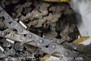 Lot of Chainsaw Chains