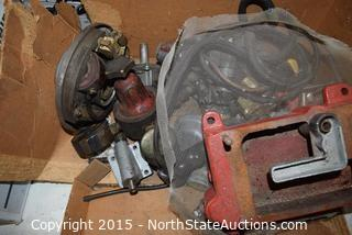 Lot of Misc Small Engine Parts