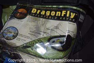 Dragon fly Inflatable Kayak