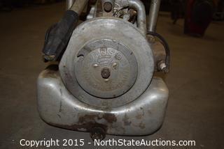 Vintage Johnson Outboard Motor
