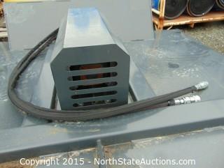 Wolverine 72in Hydraulic Brush Cutter