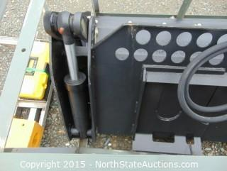 Skid Steer Bucket Attachment Clamshell