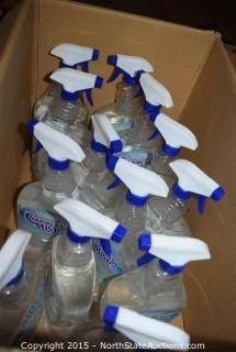 Lot of Carribean Mist All Natural Bathroom Cleaner