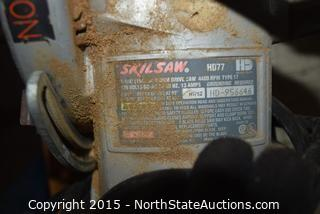 Lot of Skilsaw