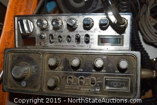 Lot of CB Radios