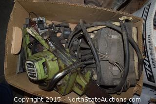 Lot of Misc Engine and Chainsaw Parts