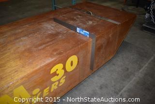 Wooden Cargo Holder