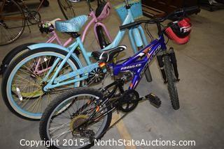 Lot of  Kids Bikes