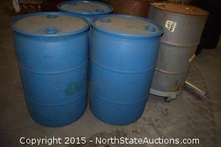 Lot of Misc Barrels