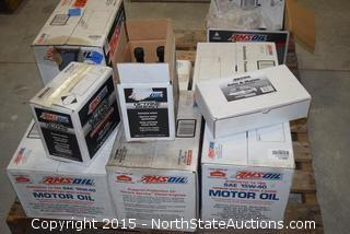 Lot of  Auto Chemicals