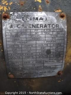 Lot of Generators