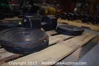Lot of Weights