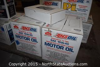 Lot of Auto Oil