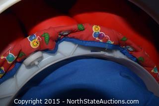 Lot of Baby Items (Crib)