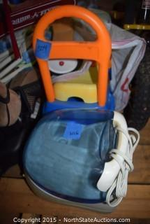 Lot of Misc Baby/Kid Items
