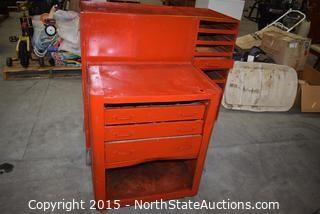 Lot of Rolling Tool Chest