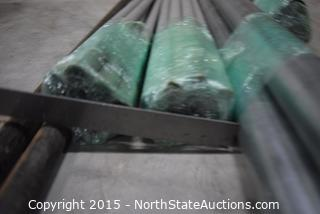 Lot of Metal and Plastic Pipe/Tubing