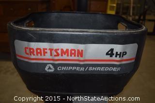 Craftsman Chipper/Sherdder