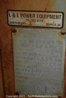 Kohler USA Generator