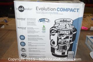 In Sink Erator Evolution Compact