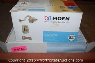 Lot of  Moen Faucets