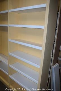 Lot of Shelves