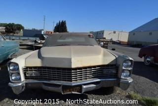 "1967 Cadillac Coupe DeVille Brougham ""Betsy"""